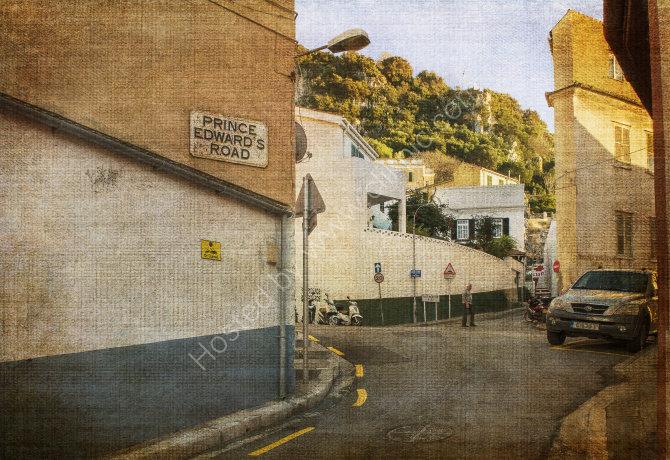 Prince Edwards Road 2, Gibraltar