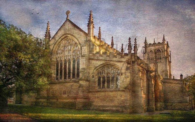 St Chad's Church, Rochdale