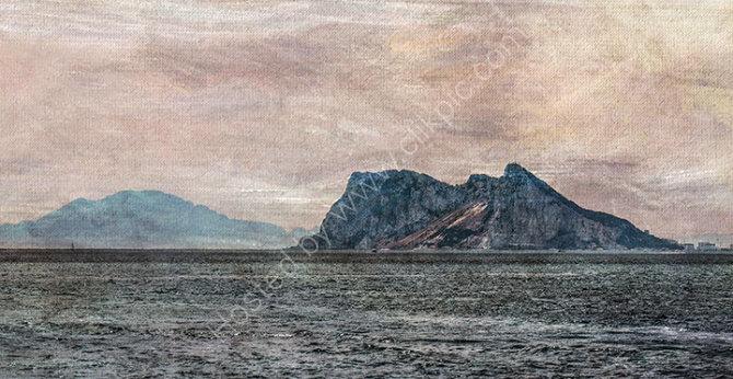 Rock of Gibraltar (b)