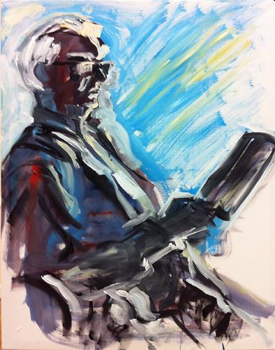 Don Charman by Harry Fletcher