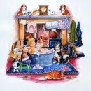 Bubbles by Linda Birkinshaw