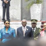 José Eduardo dos Santos 2012 Presidential Inauguration