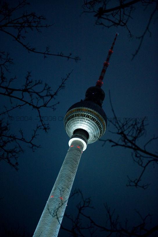 Fernsehturm, 2009