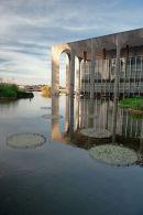 Oscar Niemeyer's Itamaraty Palace