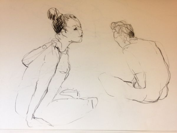 UNTOLD DANCE CO. DRAWING 1