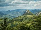 Vue de Montségur