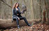 Model workshops with birds of prey 2022