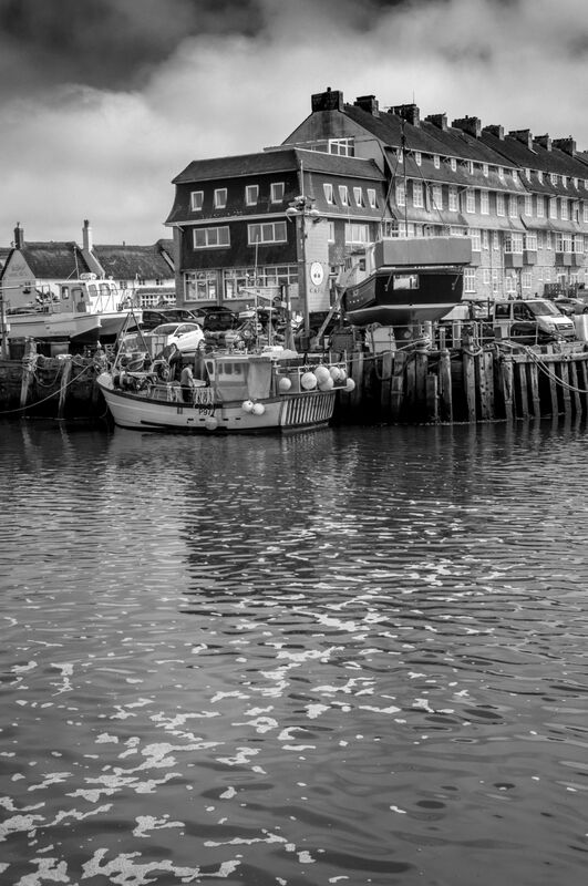 West Bay Harbour Fishing Boat