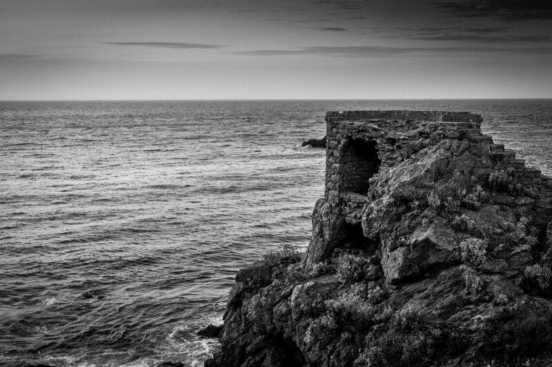 Saint Lunaire, Brittany