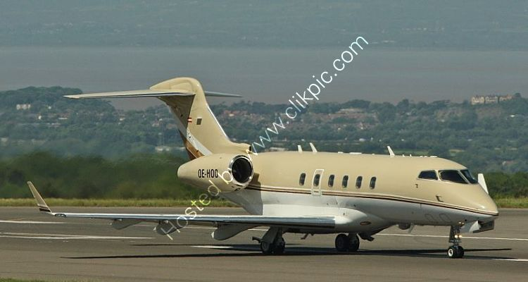 BCH-19 Bombarier B100 Challenger 300 Private Ownership OE-HOO Bristol Airport North Somerset Gt Britain 2017 (C) All Copyrights Reserved RLT-Aviation And Maritime Images 2021 opt opt