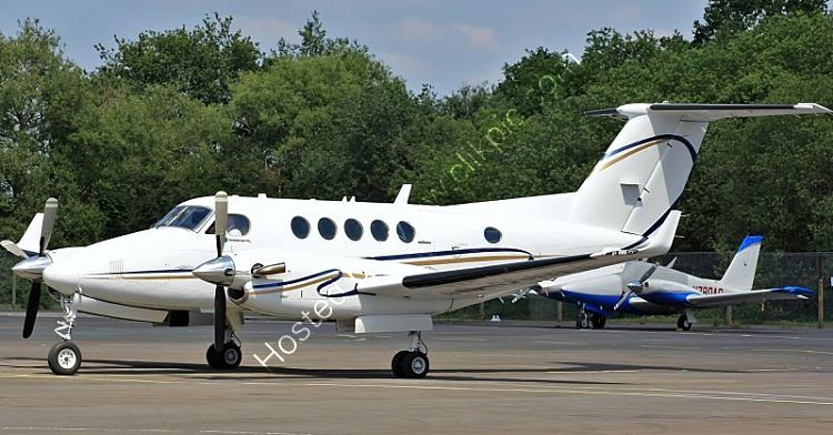 KA200-3 Beechcraft King Air 200 Private Ownership G-CGAW Blackbushe Airport Hampshire GB 2010 (C) All Copyrights Reserved RLT Aviation And Maritime Images  2021 opt opt