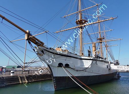 PMS-9 HMS Gannet Preserved Royal Navy Sloop Ack-Chatham Historic Dockyard Kent Gt Britain 2020 (C)RLT Aviation And Maritime Images 2020 opt