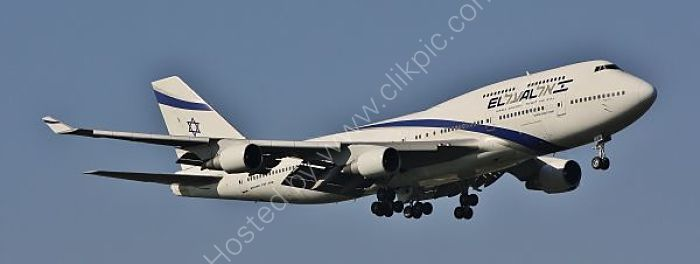 REF B744 19 Boeing 747 458 4X-ELB EL AL Isreal Airlines London Heathrow Apt 2010 (C)RLT Aviation And Maritime Images  2018