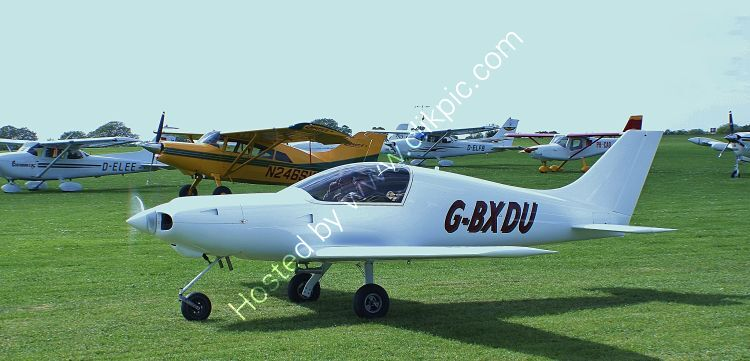 Ref-ADS1 Aero Designs Pulsar G-BXDU Sywell Aerodrome Northamptonshire Great Britain 2013 (C)Copyrights Reserved - RLT Aviation And Maritime Images 2021 opt