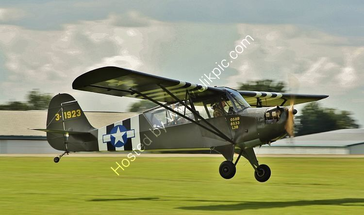 Ref-AER22 Aeronca 058 Grasshopper 3-1923 G-BRHP US Army Private Owner Sywell Aerodrome Northamptonshire GB 2017 (C)RLT-Aviation And Maritime Images 2018 opt