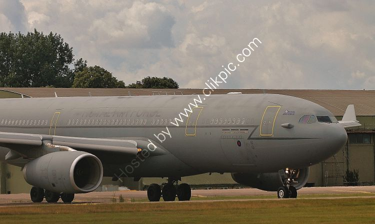 Ref-AVOY-9 Airbus A330-MRTT Voyager RAF ZZ330 RAF Brize Norton Oxfordshire Gt Britain 2013 (C)Copyright Reserved RLT-Aviation And Maritime Images 2021 opt