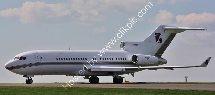 Ref B727-9 Boeing 727-76 Executive 2-MTT Cotswold Airport (Kemble) Gloucestershire GB 2019 (C)RLT-Aviation And Maritime Images 2018 opt