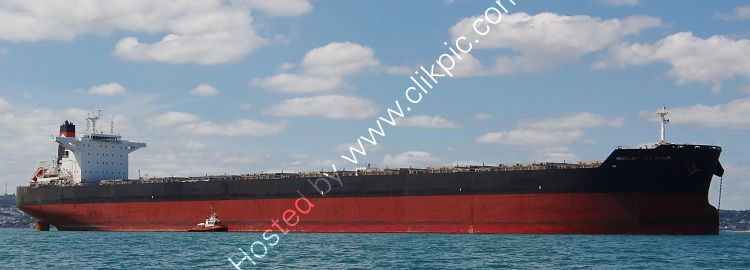 Ref-BC(NG)70 Shagangfirst Power Bulk Carrier Torbay Devon Gt Britain 2014 (C)RLT Aviation And Maritime Images 2018 opt