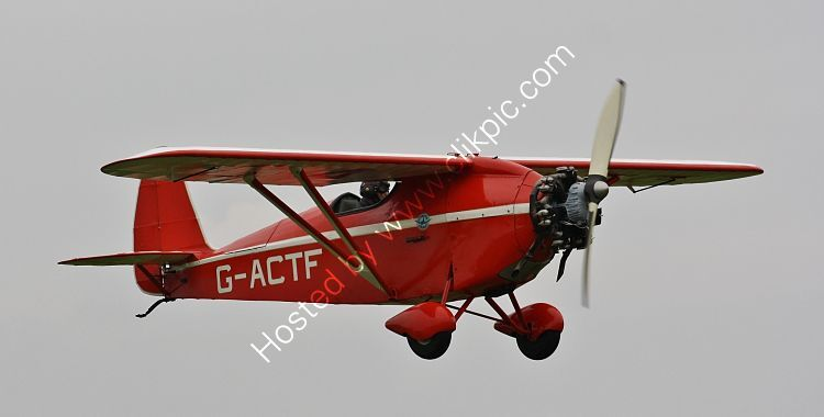 Ref-COM6 Comper  CLA7 Swift Shuttleworth Trust G-ACTF Old Warden Airfield Bedfordshire GB 2013 (C)Copyrights Reserved - RLT Aviation And Maritime Images 2021 opt