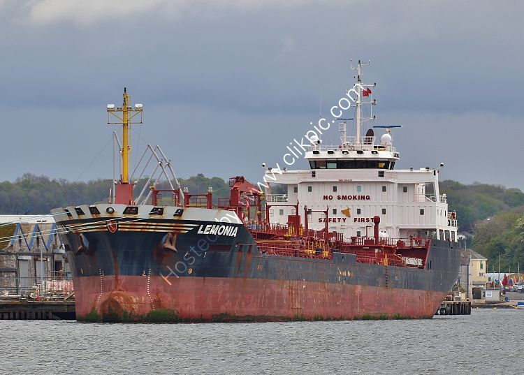 Ref-CSST-254 Lemonia Tanker Cattedown Wharfs Plymouth Devon 2021 (C)Copyright Reserved 2021-RLT Aviation And Maritime Images opt
