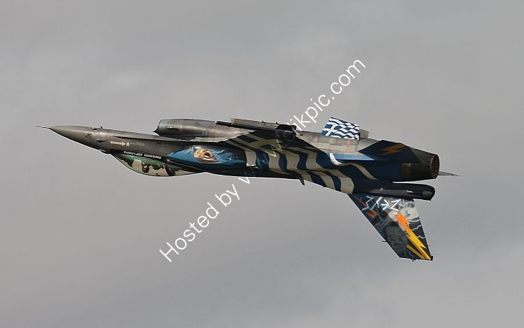 Ref-F16-51 General Dynamics F16C Fighting Falcon Hellenic Air Force (Greece) 99-1523 RAF-Fairford Gloucestershire GB 2015 (C)RLT Aviation And Maritime Images 2018 opt