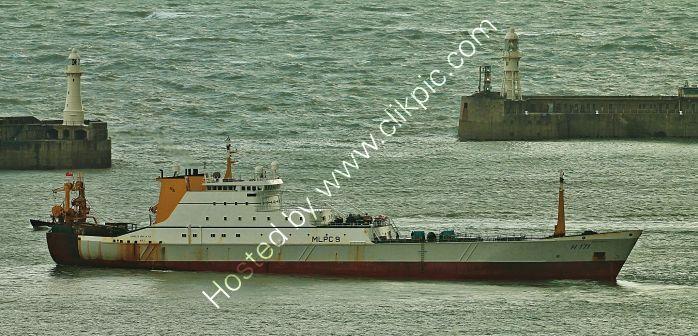 Ref-TH1 Cornelis Vrolijk H171 Port Of Dover Kent GB Port Of Registry-Hull 2012 (C)RLT Aviation And Maritime Images 2020 opt