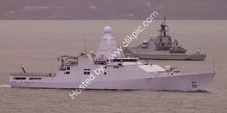 Ref-RNN(PV)28 HNLMS Groningen P843 Corvette Royal Netherlands Navy Plymouth Sound Plymouth Devon Gt Britain 2014 (C)All Copyrights Reserved RLT Aviation And Maritime Images  opt (1)