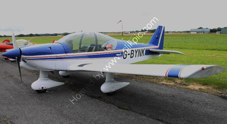 Ref-ROB-8 Robin HR200-160 G-BYNK Dunkerswell Aerodrome Devon Gt Britain 2012 (C)RLT Aviation AndMaritime Images 2018