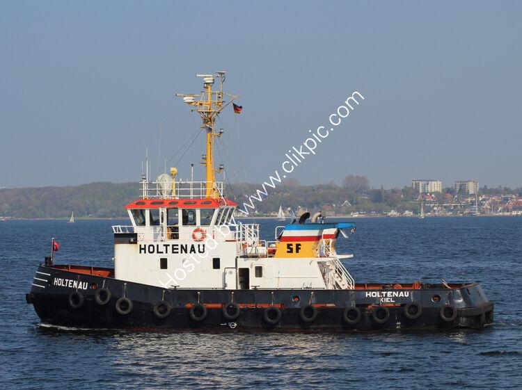 Ref-TSV9 Holtenau Tug Kiel Kiel Canal Germany 2014 (C)RLT Aviation And Maritime Images 2018