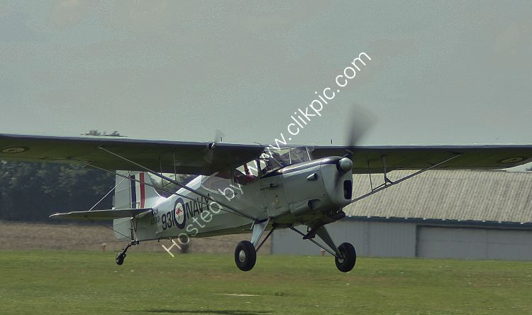 Ref AUS11 Auster J5G Autocar A11-301 G-ARKG Royal Australian Navy Private Owner Sywell Aerodrome Northants GB 2017 (C)RLT Aviation And Maritime Images 2018 opt