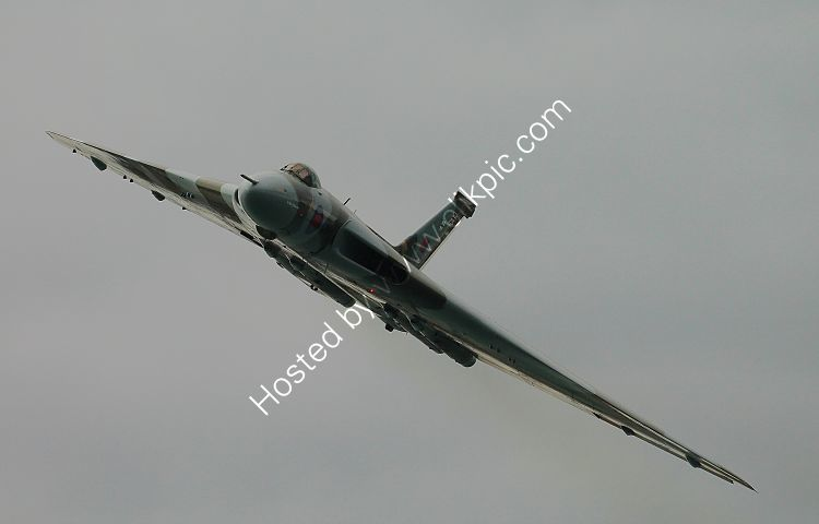Ref AVL-83 Avro Vulcan B2 XH558 G-VLCN RAF Vulcan To The Sky Trust Bournemouth Air Show Hampshire Gt Britain 2014 (C)RLT Aviation And Maritime Images 2018 opt