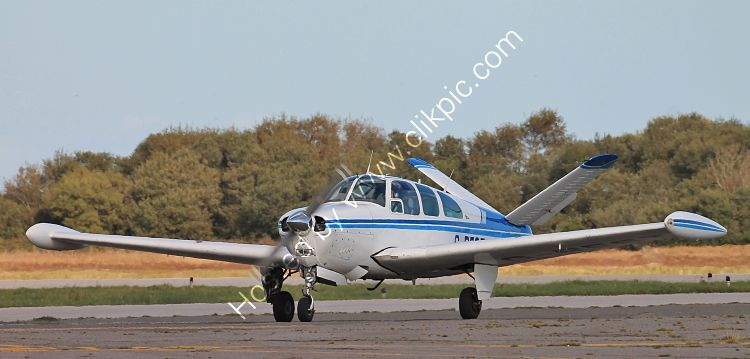 Ref BZP3 Beech P35 Bonanza Lydd Airport Kent Gt Britain 2012 (C)RLT Aviation And Maritime Images 2018 opt