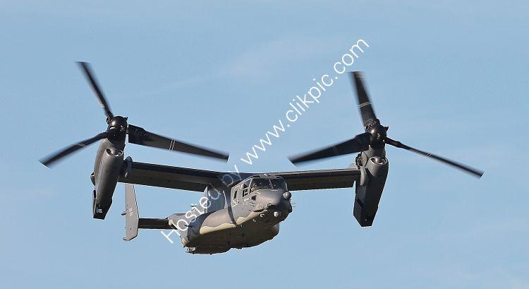 Ref CV22-22 Bell Boeing CV22 Osprey USAF 110058 RAF Mildenhall Suffolk GB 2017 (C)RLT Aviation And Maritime Images 2018 opt