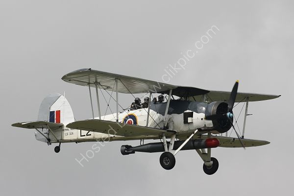 Ref FSWD4 Fairey Swordfish II LS326 G-AJVH Royal  Navy Historic Flight RNAS Culdrose Gt Britain 2013 (C)RLT Aviation And Maritime Images 2018