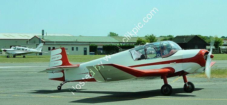 Ref JDL-89 Jodel D117A G-BIOU Dunkerswell Aerodrome Devon Gt Britain 2020 (C)RLT Aviation And Maritime Images 2020 opt