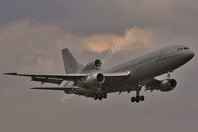 Ref L1011-4 Lockheed L1011 Tristar KC1 ZD952 Royal Air Force RAF Brize Norton Oxfordshire Gt Britain 2013 (C)RLT Aviation And Maritime Images 2018