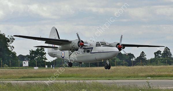 Ref PEM12 Percival P66 Pembroke C1 Ex RAF WV740 G-BNPH RAF/Mr MA Stott Cotswold Airport (Kemble) Gloucestershire Gt Britain 2010 (C)RLT Aviation And Maritime Images 2018