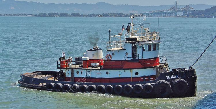 Ref TSV84 Taurus Tug San Francisco California USA 2013 (C)RLT Aviation And Maritime Images 2018