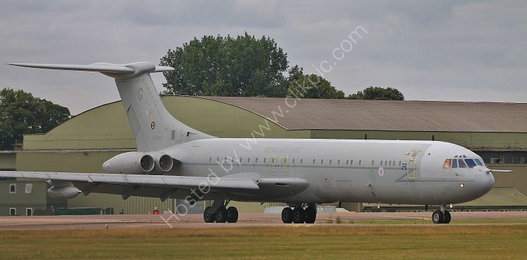 Ref VC10-29 Vickers VC10-K3 ZA148 Royal Air Force In Flight Refueling Aircraft And Transport RAF Brize Norton Oxfordshire Gt Britain 2013 (C)RLT Aviation And Maritime Images 2018
