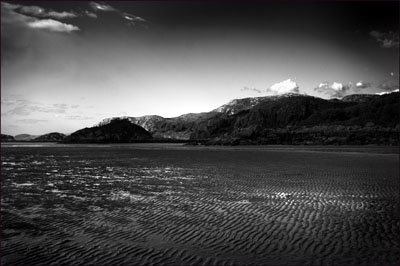 THE BAY, LAIDE, WESTER ROSS.