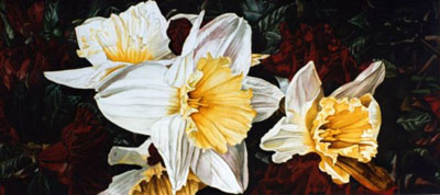 SOLD:Narcissus.