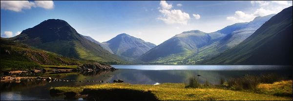 Wastwater panarama