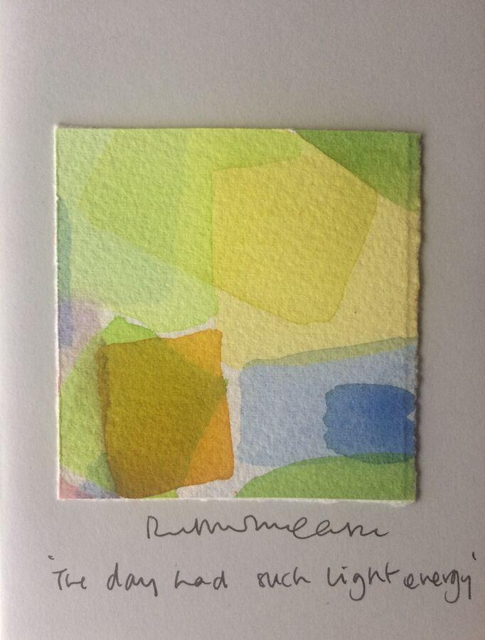 1142. Watercolour