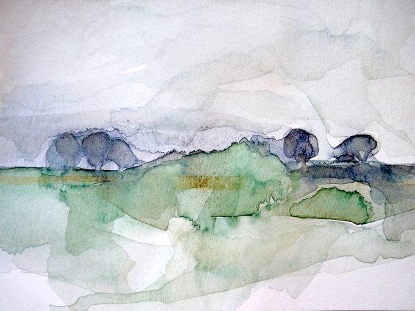 Rain-washed meadow 2