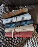 Leather Sketch Books