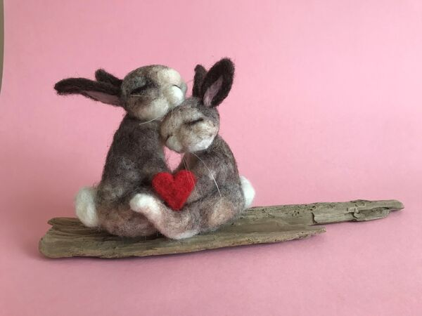 Loved Up Bunnies