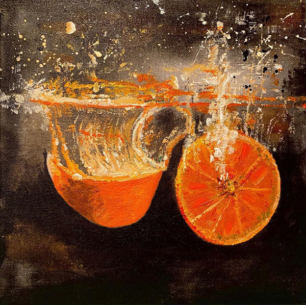 Thank You Oranges