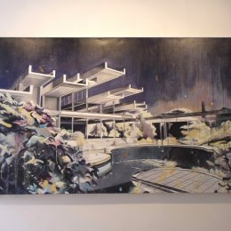 Concrete Myths (Solo exhibition) at Lacey Contemporary, London