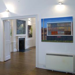Terra Incognita, Ross M Brown solo exhibition at Arusha Gallery in Edinburgh (1)2