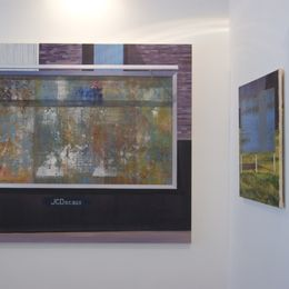 Terra Incognita, Ross M Brown solo exhibition at Arusha Gallery in Edinburgh (6)2